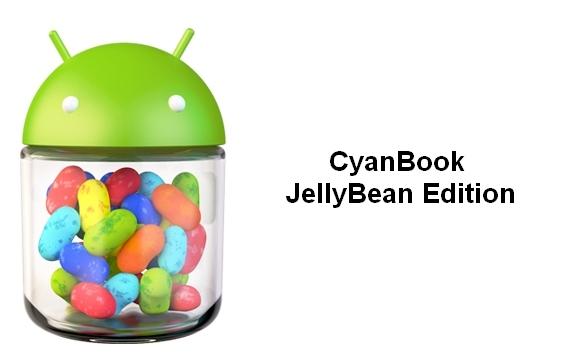 CyanBook JellyBean Edition Beta 3 [04-09-2012]